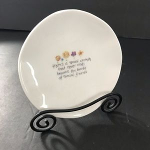 Natural Life Plate Decor
